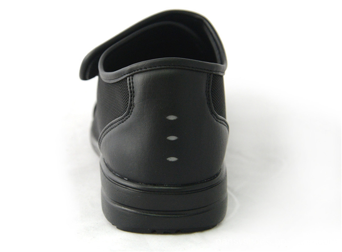 proper height heel casual shoes for man