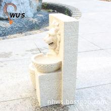 Wholesale cheap factory supply unique new design resin fountain for garden decor