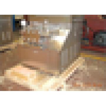Two stages Milk Processing Types dairy homogenizer 3 plunger
