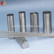 Barra de tântalo puro ASTM B365 R05200 usada no mercado de jóias