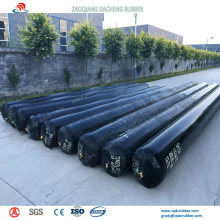 Economic and Practical Inflatable Culvert Balloon for Culvert Construction