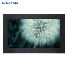 Waterproof and Sunlight-readable Advertising LCD Monitor