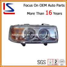 Auto Repuestos - Lámpara de cabeza de cristal para Audi 80 1986-1994