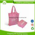 Easy Shopping Eco Friendly PP Foldable Non-Woven Bag