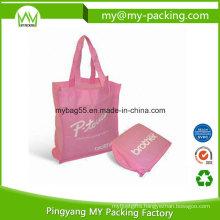 Easy Shopping Eco Friendly PP Foldable Non-Woven Bag