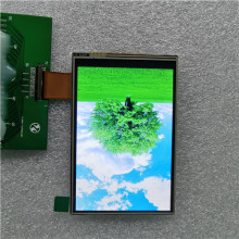 3.5 Inch TFT LCD Display Module Touch Screen