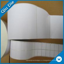 Широко используется для наклеивания этикеток клейкой ленты