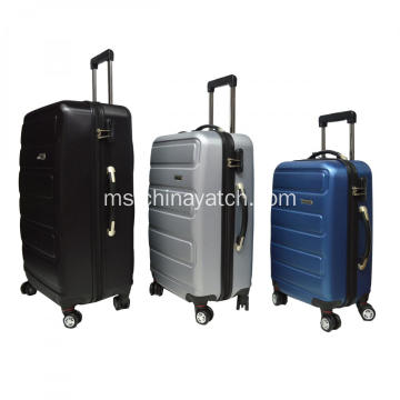 Fesyen Grain ABS Luggage set Airplane Wheels