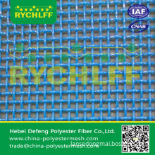 polyester plain mesh fabric