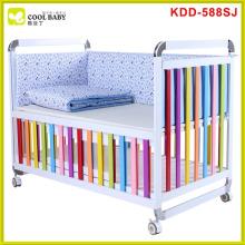 Multifunktions-NEUES Baby-Krippe-Bett-hellblau für Baby