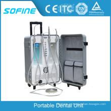 Портативная мобильная стоматологическая установка