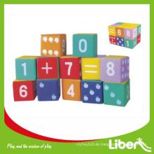 China Indoor Spielplatz Typ Soft Spiel Spielzeug LE.RT.108 Qualität versichert