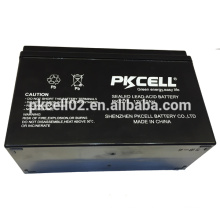 Sealed lead acid battery 12V 7Ah Made in China Sealed lead acid battery 12V 7Ah Made in China