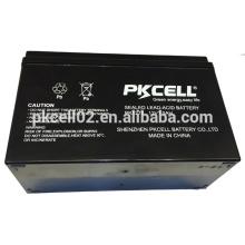 Герметичная свинцово-кислотная батарея 12В 7ач Сделано в Китае герметичная свинцово-кислотная батарея 12В 7ач Сделано в Китае