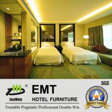 Conjunto moderno de quartos de hotel Duoble-Bde (EMT-B1202)
