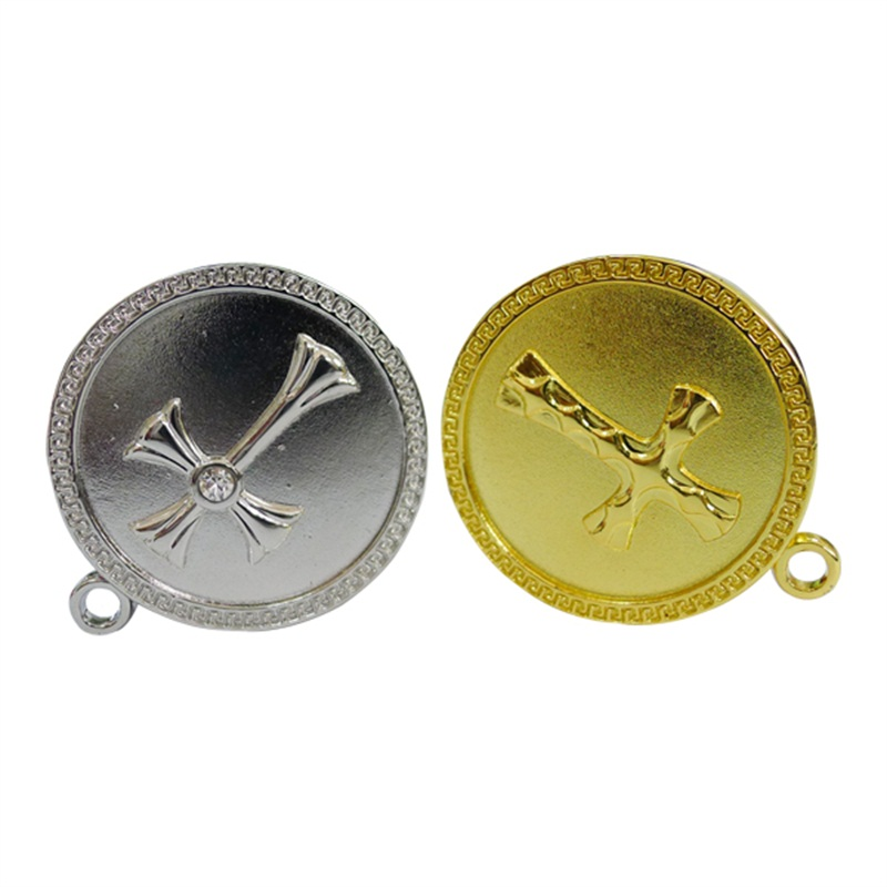 Promotional Products Metal Coin Usb Flash Drive