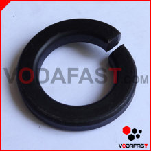 Spring Washer Lock Washer Black Finished