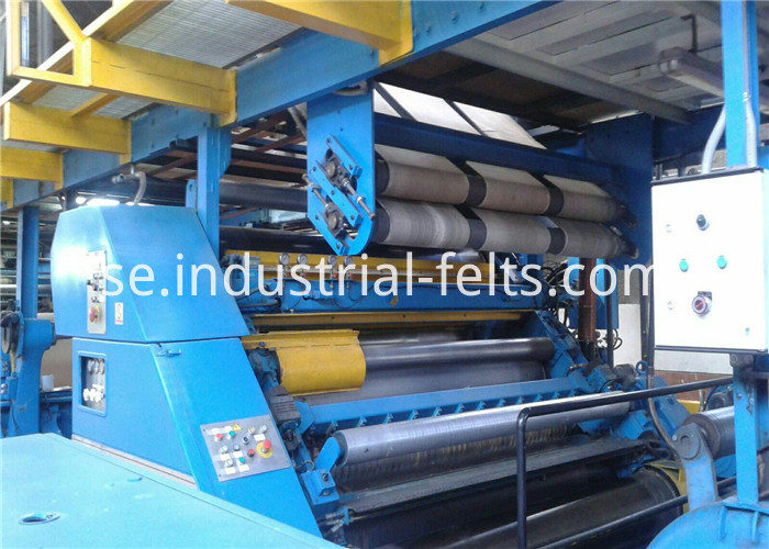 single facer traction belt