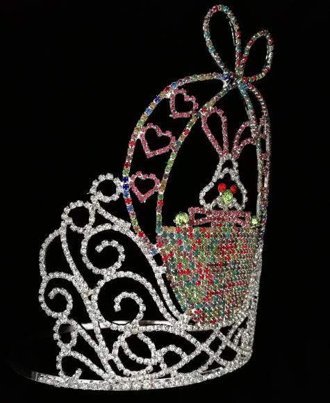 rabbit paegant crown