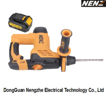 Nenz Portable Rotary Hammer Competitive Price Cordless Power Tool (NZ80)
