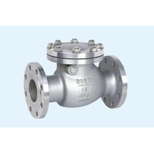 ANSI B 16.10 Ss 304 Swing Type Check Valve