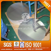 1060 1070 3003 3105 hot rolled aluminum disk for cookware