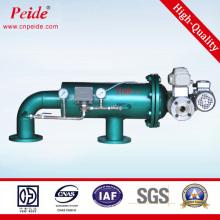 Aço carbono 30s descarga automática de filtro de água para reciclagem de água