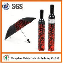 OEM/ODM Fabrik liefern Custom Printing kippbaren Eisen Promo Regenschirm