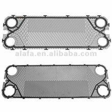 APV J092 relacionadas con 316L placa de intercambiador de calor de placa y el empaque