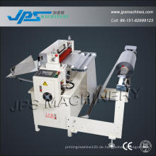 Jps-550b Haustier, PC, PVC, PE Film Schneidemaschine