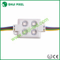 Factory Wholesale outdoor IP66 waterproof single color DC12V 0.96W Epistar 5050 injection led module