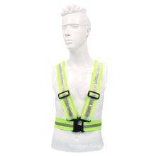 Best Shipping Vest Safety Security Led Safety Reflective Vest, Glow in the Dark Safety Vest/