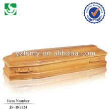 Chinese supplier direct sale European morden coffin