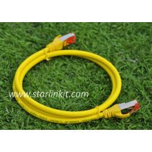 Snagless carregado STP RJ45 rede Ethernet CAT6 cabo de remendo