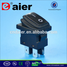 Daier kcd1 waterproof rocker switch