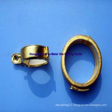 Zinc Parts for Fashion Accessory.