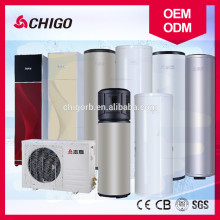 Hot products new arrival air to water heap pump heater water heater hot tank