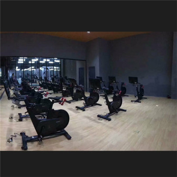 Instalasi mudah PVC Gym Room Flooring