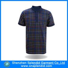 2016 Mode Kleidung Baumwolle Polo-Shirt mit hoher Qualität