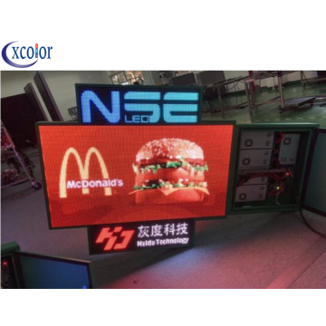 Customized P8 Waterproof Led Pharmacy Cross Sign Board