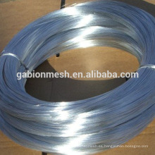 Cerca de púas alambre de alambre de hierro cerca alambre galvanizado