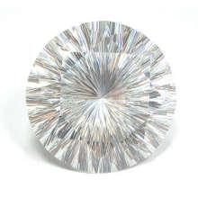 Côncavo de peças-Cubic Zirconia joias corta pedras preciosas