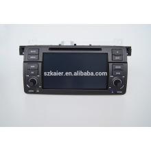 Сердечник квада автомобильный GPS навигации с беспроводной камерой заднего вида,беспроводной,БТ,зеркало-связь,видеорегистратор,двойной зоны,swc для БМВ E46