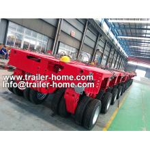 TrailerHome-Hydraulic Modular Trailer/Multi Axle-www.trailer-home.com