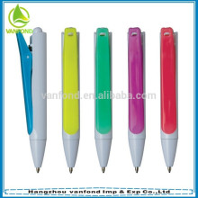 Most popular 2 in 1 multi-function plastic pen with large clip