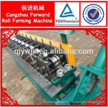 Rollo de acero galvanizado de la quilla del perfil del braguero que forma la máquina