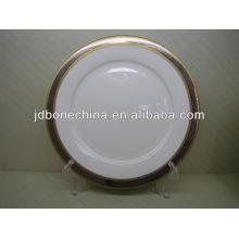 Wedgwood 2013 or gaufré style australien expresso tasse couteau coutellerie table à vaisselle table à porcelaine set
