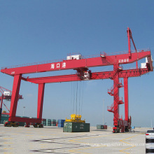 100 ton RMG Crane /Rail Mounted Container Gantry Crane Price