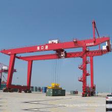 100 тонн РМГ Кран /рейку контейнер Козловой Цена Кран