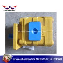 Pompe de direction 803004540 de pièces de chargeur de chargeur de XCMG ZL30 ZL50